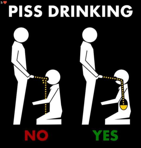 Piss drinking