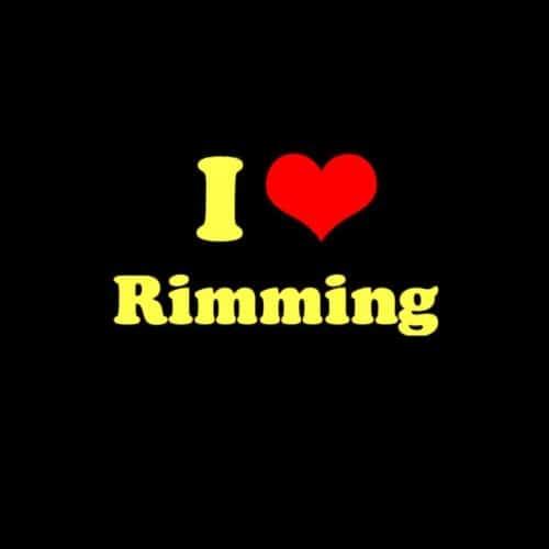 I love rimming 2