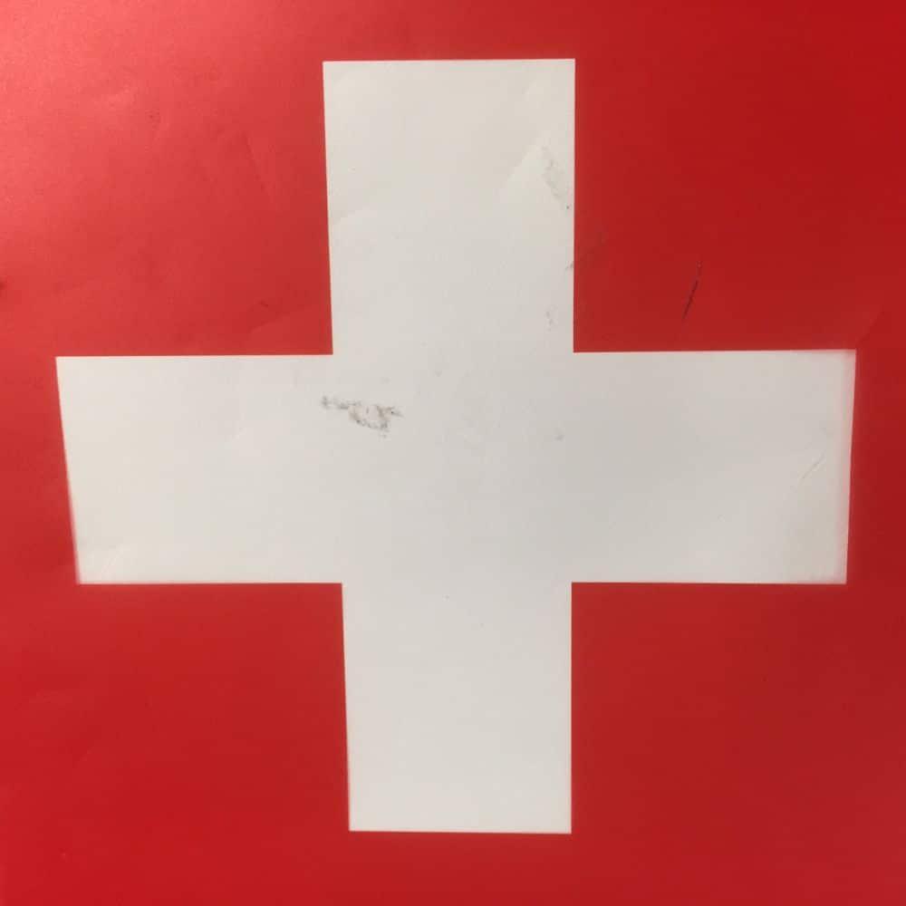 Schweizer Kreuz